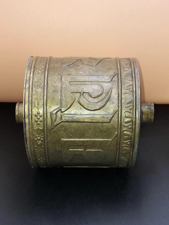 20/12/27【第29拍】民国藏传佛教转法轮转经筒